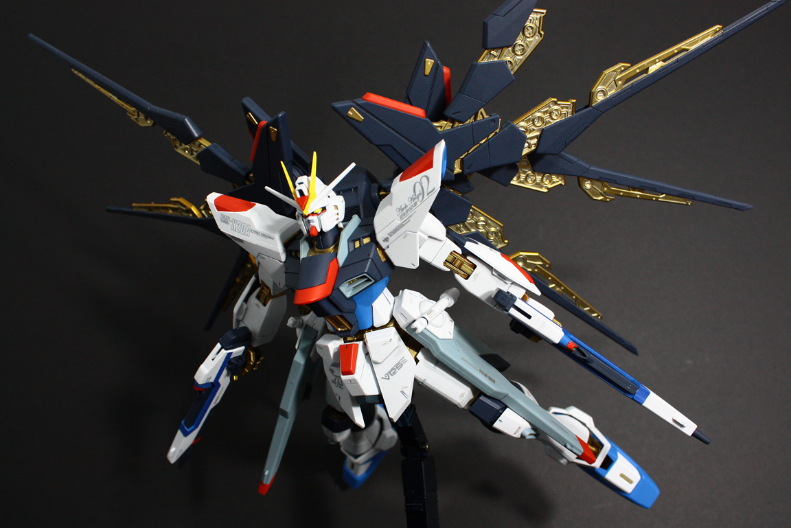 my TOP10 Master Grade kits | DC23mecharts