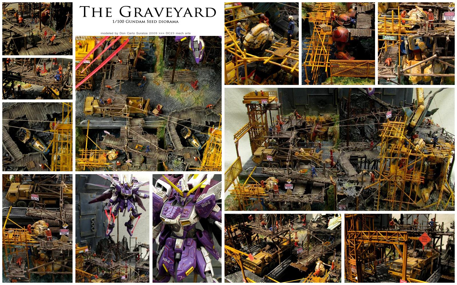 Gundam Diorama Tutorial Gundam Diorama Magtype