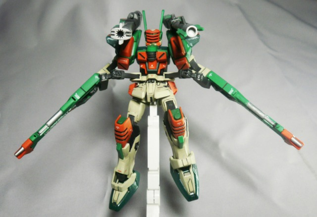 custom Bandai HG kit photo