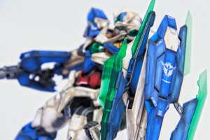 custom Bandai MG kit photo